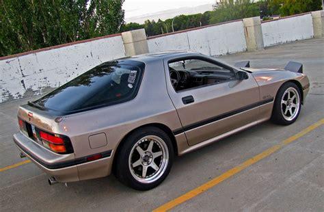 1985 Mazda Rx7 Parts by Racing Parts Racing Parts Rx7