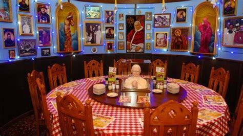buca  beppo    sit   popes table