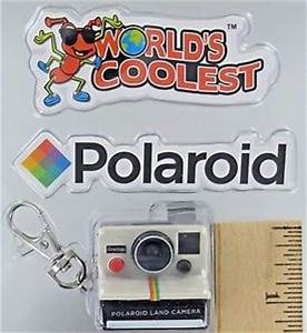 Worlds Coolest Smallest POLAROID LAND CAMERA Toy Miniature ...