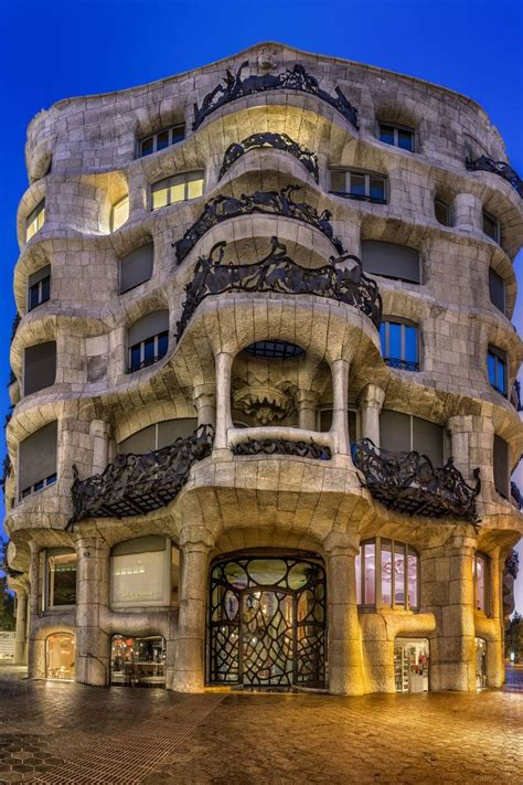 8 Gaudí Masterpieces That Prove Barcelona is Europe's Most ...