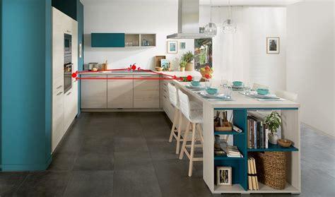 ergonomie cuisine idée relooking cuisine ergonomie et confort sont les