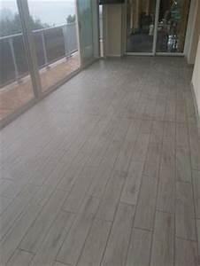 1000 ideas about carrelage effet parquet on pinterest With parquet pour veranda