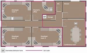 Network Layout Floor Plans Solution