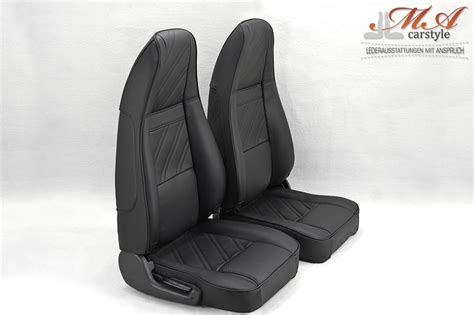 Jeep Seat Upholstery Kits by Leather Upholstery Kit For Front And Rear Seats Jeep