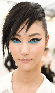 Backstage Beauty Report: The Punk Trend Continues at the ...
