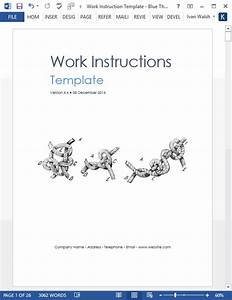 What Is A Work Instruction