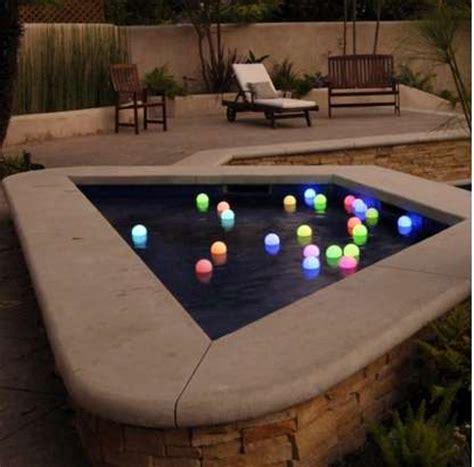 light up orbs for pool ethereal luminescent garden lights art deco balls