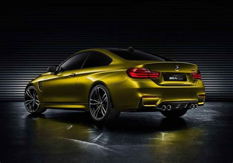 Bmw M4 Coupe Picture by 2013 Bmw M4 Coupe Concept Pictures