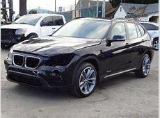 Export Salvage 2013 BMW X1 XDRIVE28I BLACK ON BLACK