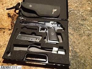 ARMSLIST - For Sale: IMI Desert Eagle .50 cal chrome