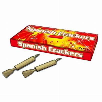 Spanish Crackers Vuurwerk Mega Cracker Katan 10stuks