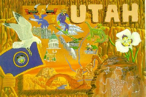 county map project utah