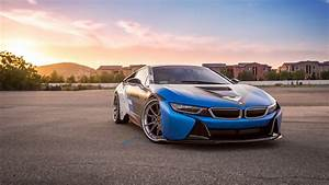 Vorsteiner BMW i8 VR E 4K Wallpaper HD Car Wallpapers
