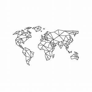 Carte Du Monde Design : carte du monde transparente my blog ~ Teatrodelosmanantiales.com Idées de Décoration