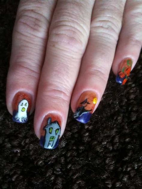halloween nail art roundup nails magazine