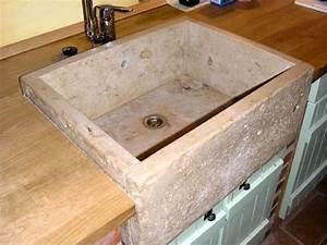 Arbeiten in stein spulbecken for Spülbecken stein