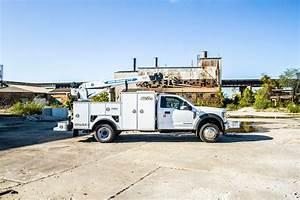 Load King Voyager U00ae Mechanics Body  U2013 2019 Ford F550 4x4