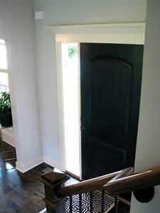 Life, Love, Larson, Black, Interior, Front, Door