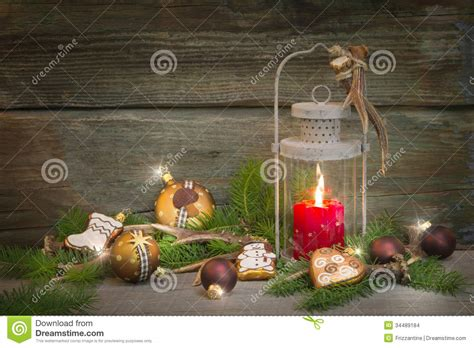 rustic christmas lantern  candlelights  wooden