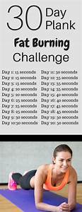 Try The 30 Day ... Plank Challenge