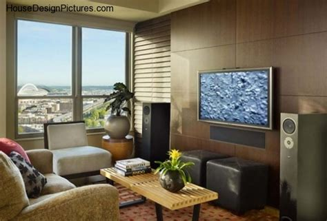 Living Room Condo Design : Small Condo Decorating Ideas