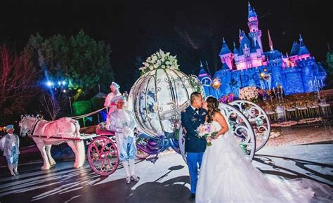 Getting Married? Have A Fairy-tale Disney Wedding