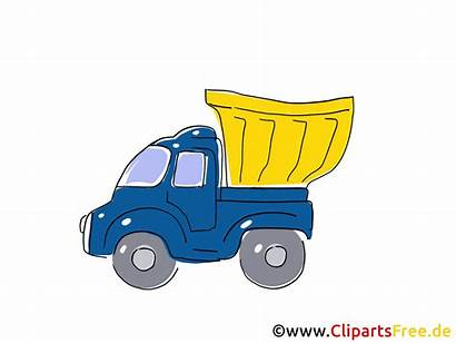 Clipart Highway Cartoon Truck Grafik Comic Bild