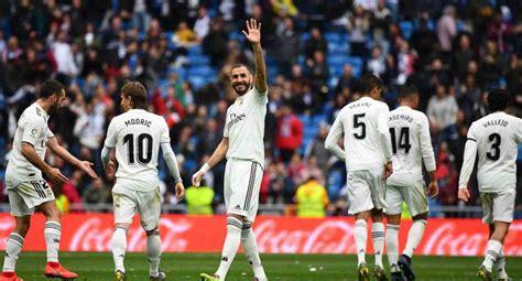 Real Madrid vs. Getafe EN VIVO partido por la Liga ...