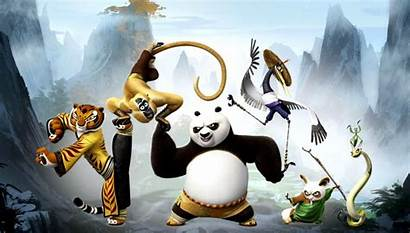 Kung Fu Panda Desktop Wallpapers Designbolts Iphone