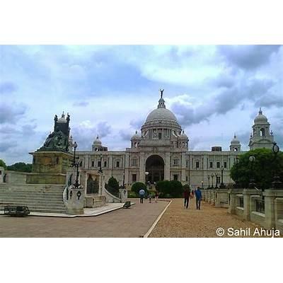 Pixelated Memories: Victoria Memorial Kolkata