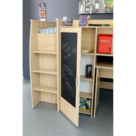 combiné lit bureau conforama lit enfant combiné quot lalibela quot beige