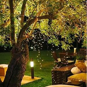 Guirlande Lumineuse Jardin : guirlande de jardin avec les meilleures collections d 39 images ~ Melissatoandfro.com Idées de Décoration