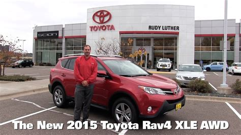 toyota rav xle awd minneapolis st paul