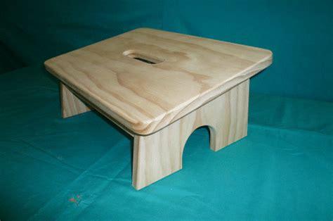 woodwork wooden foot stool  plans