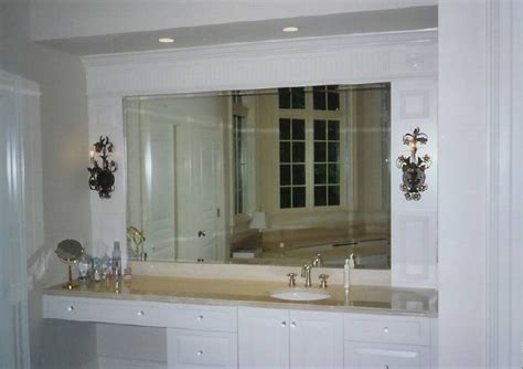 Beveled Edge Bathroom Mirror by 20 Best Collection Of Bevelled Bathroom Mirrors