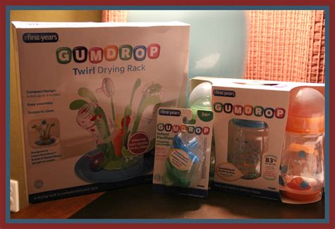 Gumdrop Pacifier Bottle And Drying Rack Review A Sweet