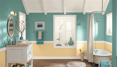 great paint colors  bathrooms