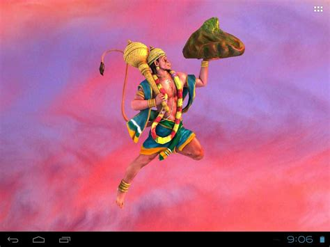 Free Live Animated Wallpapers For Mobile - jai hanumān free animated 3d mobile app live wallpaper