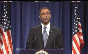 SNL's New Obama: Jay Pharoah Debuts Impression In Season ...