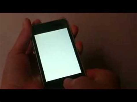 fix white screen  ipod touch  iphone