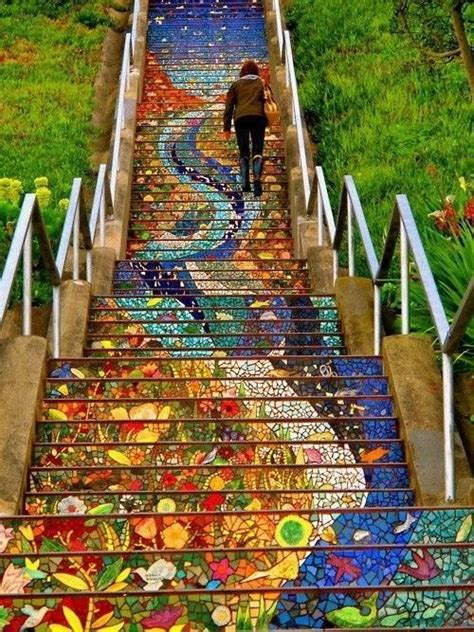 16th avenue tiled steps san francisco address 16th avenue tiled steps san francisco places