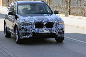 Bmw X3 G01 : next gen bmw g01 x3 getting close to launch time ~ Dode.kayakingforconservation.com Idées de Décoration