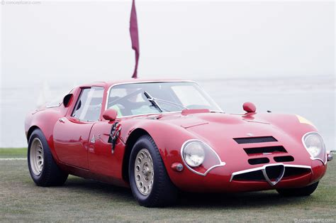 Alfa Romeo Tz2 by 1967 Alfa Romeo Tz2 Pictures History Value Research