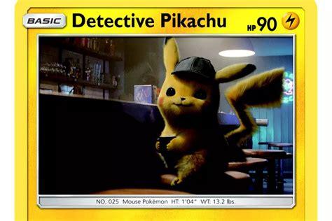 Establecida originalmente para ser distribuida por universal pictures, pokémon: Detective Pikachu first screenings include exclusive Pokemon trading card - Polygon