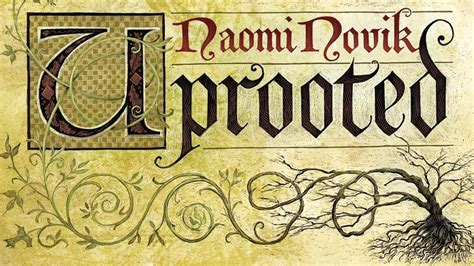 Book Club Uprooted By Naomi Novik  Girls In Capes