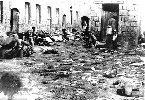Ottoman Turkey Genocide by Armenian Genocide Photo Collection Shows World The True