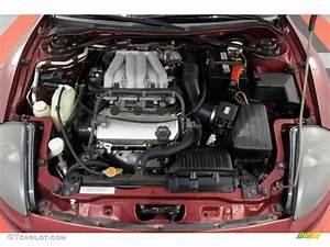 2001 Mitsubishi Eclipse Spyder Gt 3 0 Liter Sohc 24