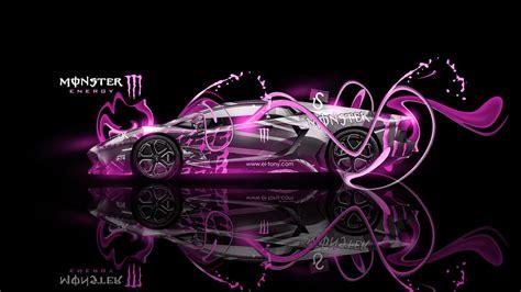 monster energy lamborghini aventador fantasy plastic car