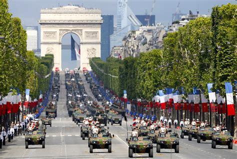 Bastille Day in Photos