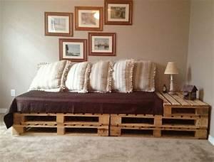 Couch Aus Paletten : sofa aus paletten 42 wundersch ne bilder ~ Whattoseeinmadrid.com Haus und Dekorationen
